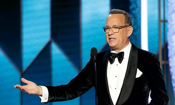 Nam tài tử Tom Hanks.