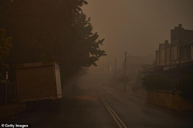 Mưa rào đổ xuống một số vùng tại hai bang New South Wales và Victoria.