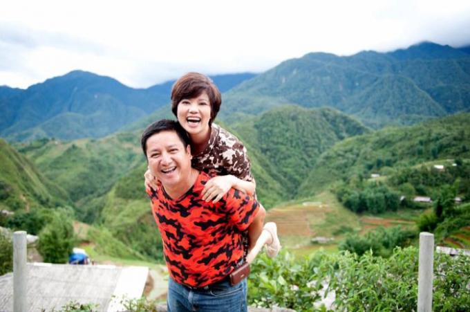 Chí Trung đãly hôn vớiNgọc Huyền.