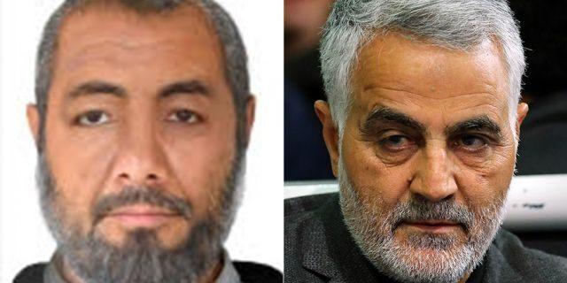 Tướng Abdul Reza Shahlai (trái) và tướng Qassem Soleimani (Ảnh: Fox News)