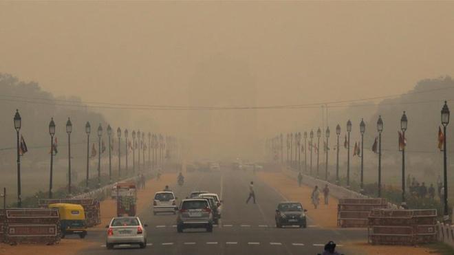 Bắc Kinh và New Delhi: Những đô thị có không khí độc hại nhất châu Á