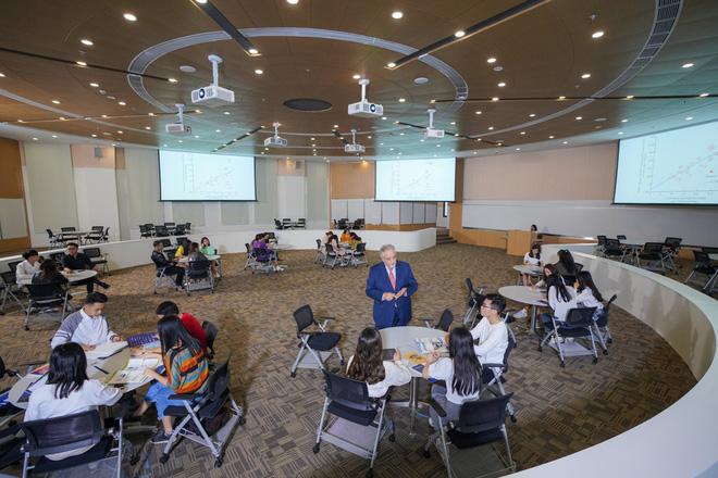 Đại học VinUni đầu tư 6500 tỷ chính thức khánh thành