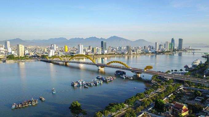 Đà Nẵng trở thành một trong những thành phố du lịch được yêu thích nhất thế giới