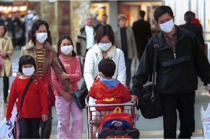 Dịch bệnh viêm phổi lạ ở Trung Quốc có nguy cơ lây từ người sang người
