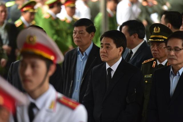 Chủ tịch UBND TP Hà Nội Nguyễn Đức Chung .