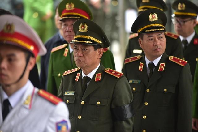Trung tướng Đoàn Duy Khương - Giám đốc Công an TP Hà Nội.