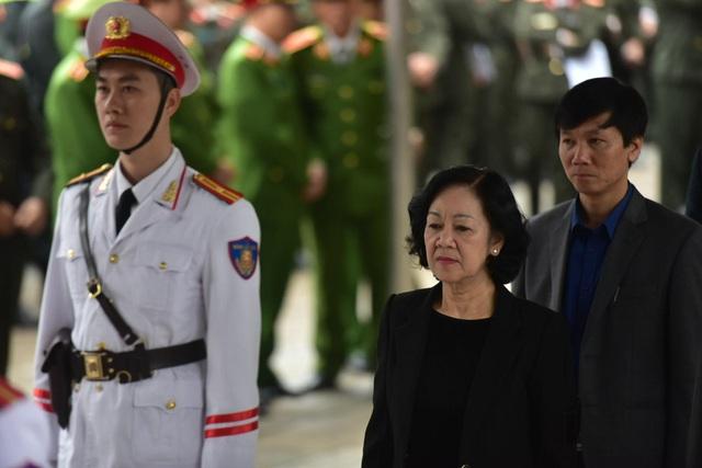 Bà Trương Thị Mai - Trưởng ban Dân vận Trung ương.