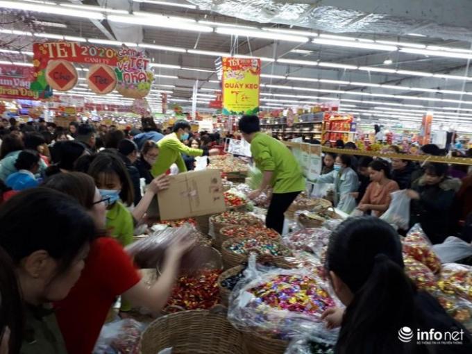 Các siêu thị lớn ở Hà Nội