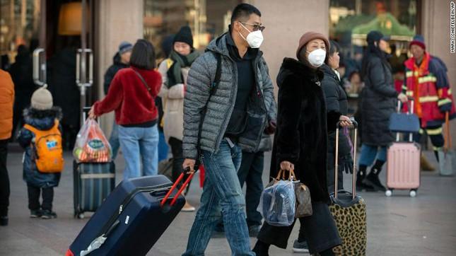 Trung Quốc đã có 6 người tử vong vì virus corona