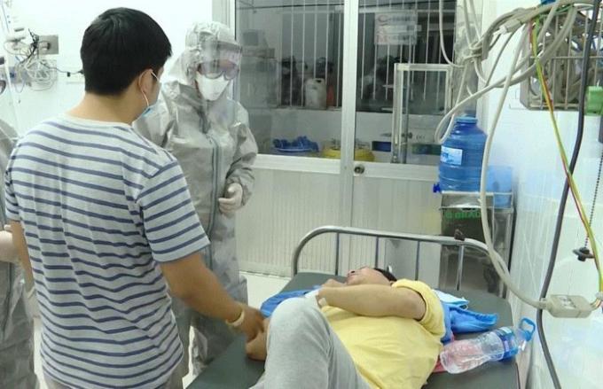 Bệnh nhân người Trung Quốc nhiễm virus corona được điều trị tại Bệnh viện Chợ Rẫy