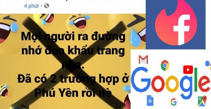 Bộ Thông tin truyền thông yêu cầu ngăn chặn thông tin sai lệch về corona trên Facebook, Google