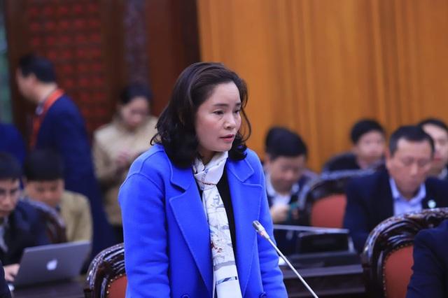 Bà Trịnh Thị Thủy