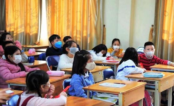 Bộ Y tế: Các địa phương không có dịch có thể cho học sinh đi học bình thường