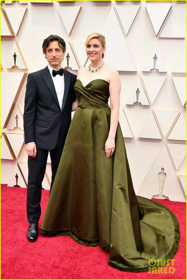 Đôi tình nhân tài năng Noah Baumbach - Greta Gerwig cùng tranh giải Phim truyện xuất sắc trên cương vị nhà sản xuất của lần lượt