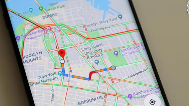 Google Maps chuẩn bị có giao diện các tính năng mới, hiển thị nhiệt độ bên trong tàu xe
