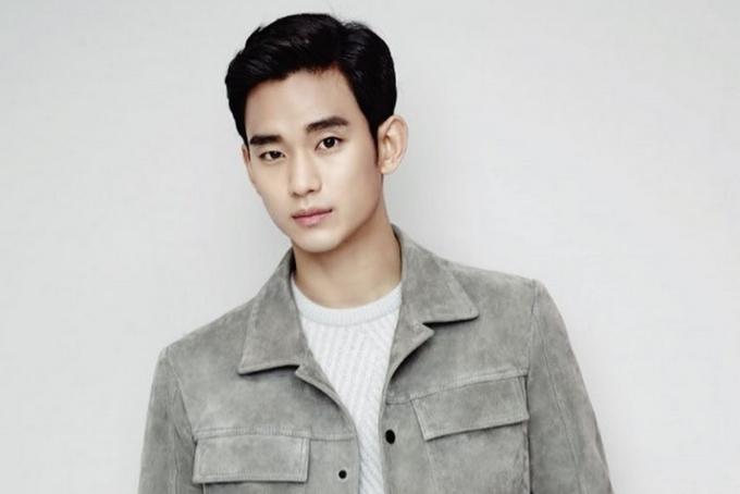 Nam diễn viên Kim Soo Hyun.