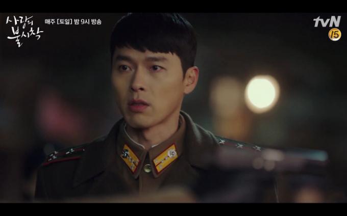 Nhân vật do Hyun Bin thể hiện bị coi là quá hình tượng người lính Triều Tiên.
