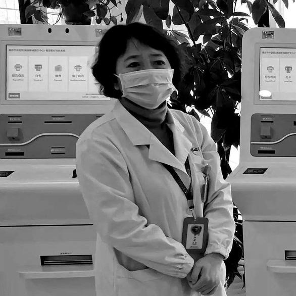 Bác sĩ Xu Hui.