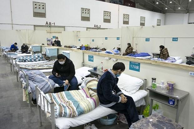 Số người nhiễm virus corona tăng đột biến, lên đến hơn 60.000 người sau một đêm