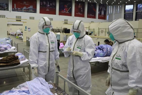 Dịch bệnh corona 14/2: Hồ Bắc có thêm 116 ca tử vong và 4.823 ca nhiễm mới