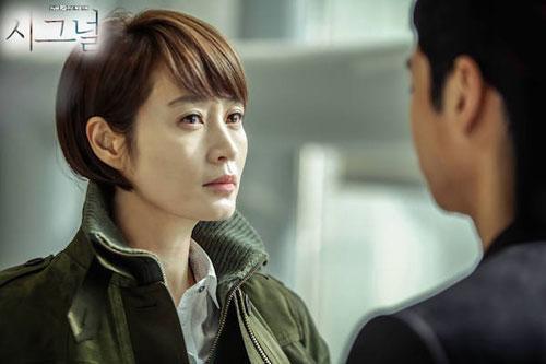 Kim Hye Soo trong