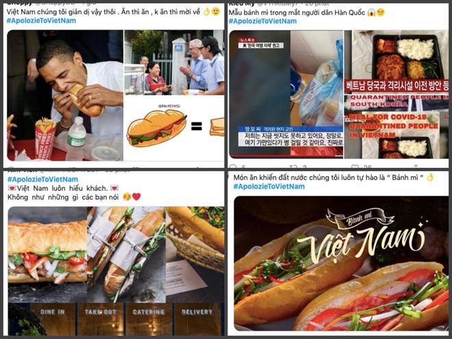 Hình ảnh của bánh mì Việt Nam