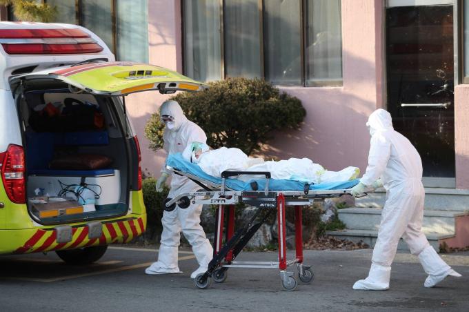 Hàn Quốc thông báo có người Việt Nam nhiễm virus covid-19 ở Daegu