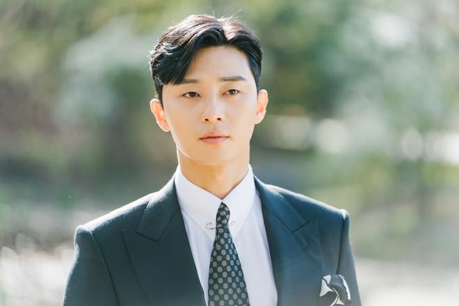 Nam diễn viên Park Seo Joon.