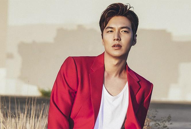 Nam diễn viên Lee Min Ho.