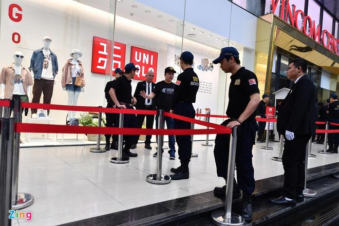 Uniqlo Hà Nội  chính thức khai trương ngày 6/3
