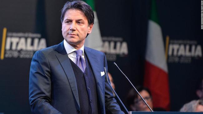 Thủ tướng Ý Giuseppe Conte