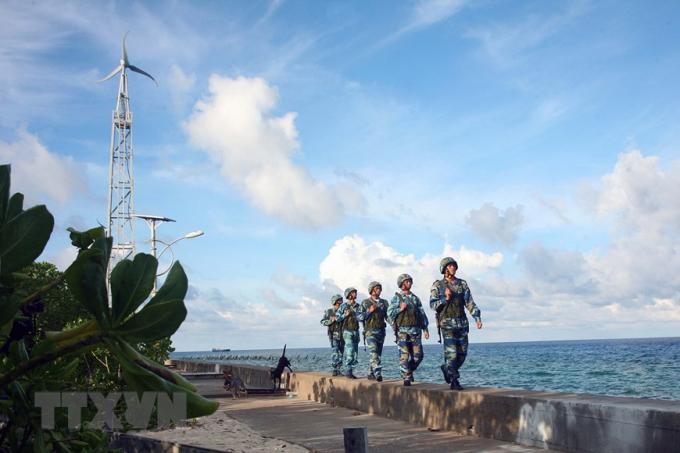 Sau sự kiện Gạc Ma, Nhà nước và Bộ Quốc phòng đã đẩy mạnhxây dựng, bảo vệ quần đảo Trường Sa và thềm lục địa phía Nam.Chiến sỹ Trường Sa ngày đêm nâng cao cảnh giác, vững tay súng để bảo vệ chủ quyền biển đảo cho quốc gia.