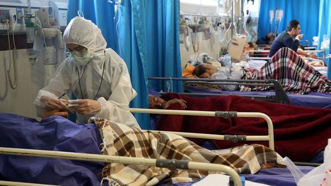 Dịch Covid-19: Số ca tử vong ở Ý vượt 2.500, dịch bệnh lây lan toàn châu Âu