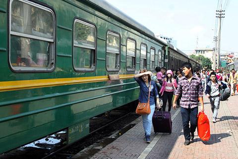 Tuyến xe lửa tuyến Hà Nội - Lào Cai tạm dừng hoạt động vì dịch Covid-19
