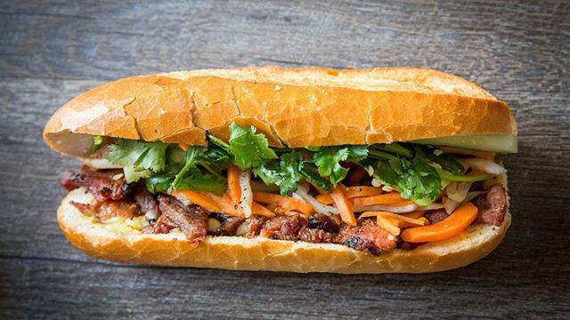 Bánh mì Việt Nam và những lần ghi dấu ấn trên thế giới