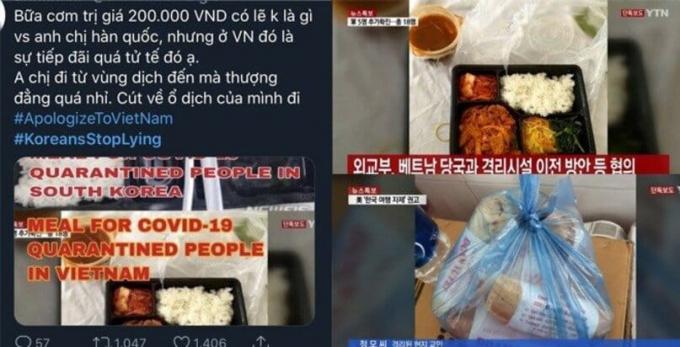 Du khách Hàn Quốc chê món ăn Việt trong đó có bánh mì.