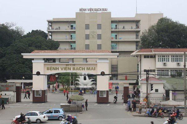 Bộ Y tế hỗ trợ khẩn cấp Bệnh viện Bạch Mai