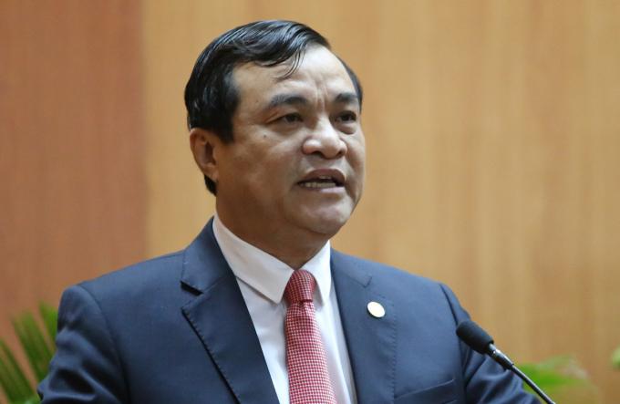 Ông Phan Việt Cường, Bí thư Tỉnh uỷ Quảng Nam.