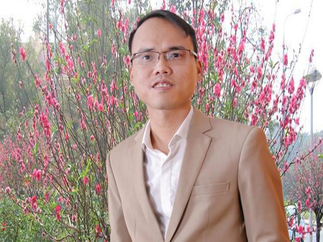 Anh Kiều Trường Lâm.