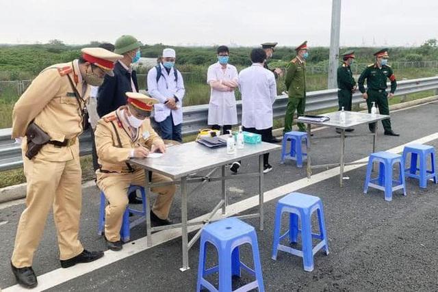 Hà Nội: Lập 30 chốt cửa ngõ ra vào thành phố từ 18h ngày 2/4