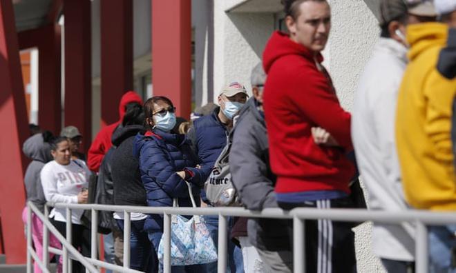 10 triệu người Mỹ mất việc làm vì dịch Covid-19