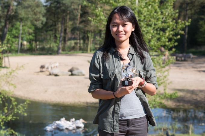 Tháng 4/2018, Trang đã nhận giải thưởng Future For Nature dành cho các nhà bảo tồn động vật hoang dã quốc tế