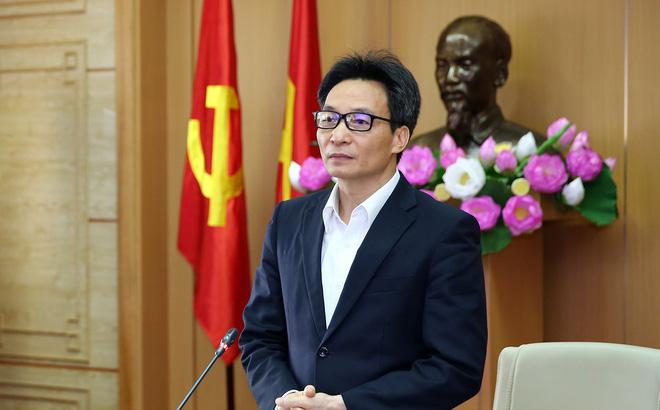 Phó Thủ tướng Vũ Đức Đam.