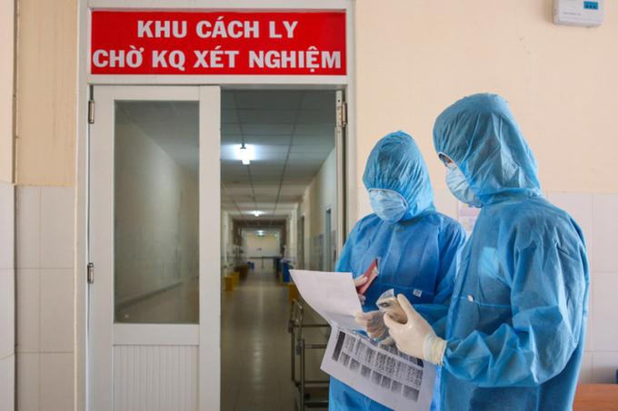 Buổi sáng thứ 3 liên tiếp Việt Nam không ghi nhận ca nhiễm mới