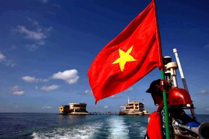 Việt Nam gửi công hàm lên LHQ phản đối yêu sách của Trung Quốc về vấn đề biển Đông
