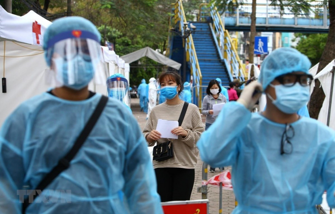 Hà Nội chuẩn bị kịch bản ứng phó với cấp độ 4 của dịch bệnh