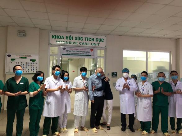 Sáng 14/4 Việt Nam không ghi nhận ca nhiễm mới, 1 trong 4 bệnh nhân nặng đã xuất viện