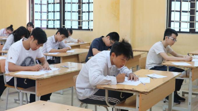 Hà Nội điều chỉnh kế hoạch thời gian năm học 2019-2020