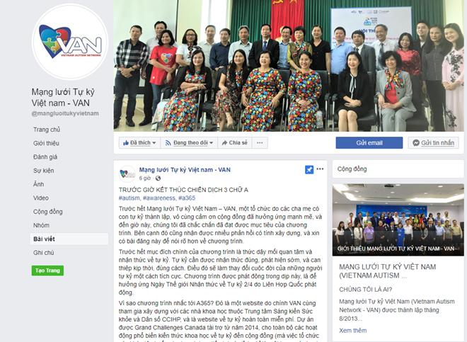 Theo cập nhật mới nhất từ Mạng lưới Tự kỷ Việt Nam, đến chiều 14.4, chương trình đã thu thập được hơn 100.000 ngàn chữ A, hoàn thành mục tiêu đặt ra trước ngày 15.4
