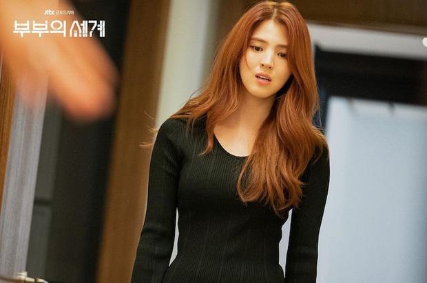 Nữ diễn viên trẻ Han So Hee trong vaiYeo Da Kyung - tiểu tam hot nhất màn ảnh.